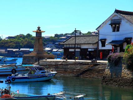 広島・鞆の浦の一日観光プランコース フォトジェニックな景色をめぐる観光ルート 撮影スポット紹介