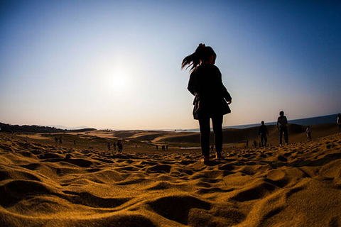 How to get to Tottori Sand Dunes from Tokyo/Osaka