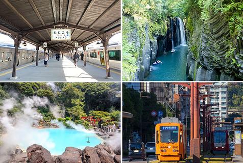 外國人限定!「JR九州鐵路周遊券」懶人包:適用範圍、購票劃位、推薦列車與景點
