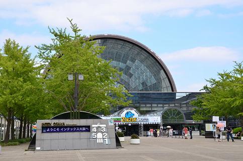 3駅からアクセス可能!大阪国際見本市会場「インテックス大阪」の電車での行き方