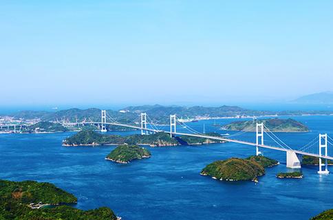サイクリストの聖地!東京からしまなみ海道へのアクセスを紹介!