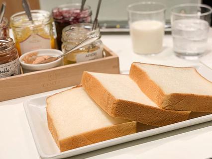 도쿄 내에서 가장 맛있다는 명품 식빵 베이커리