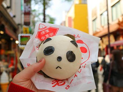 橫浜中華街推薦的人氣邊走邊吃美食