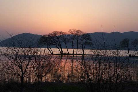 Kohoku district of Nagahama City