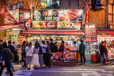 What to Eat in Kobe