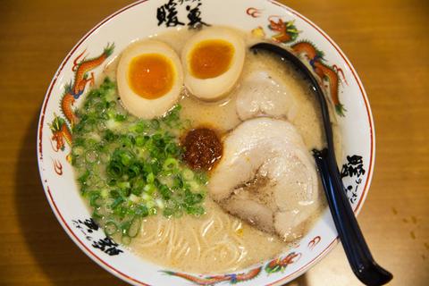 来【福冈】不能错过!精选福冈的11家博多拉面店