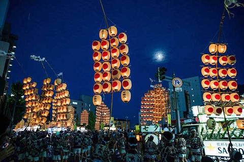 天天都是祭典日! 用一週巡迴【東北】夏日慶典計畫