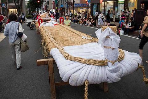 福島草鞋祭