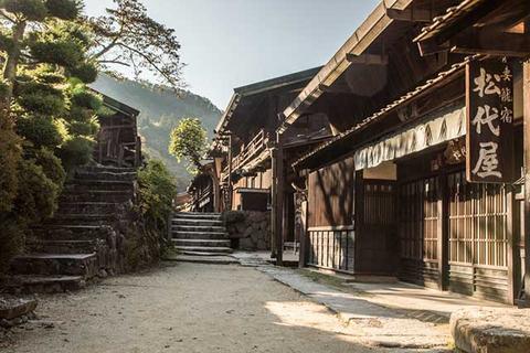 A Guide to Tsumago