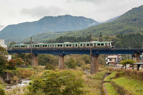 Getting Around Yamagata