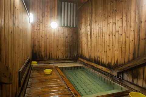 The Hot Spring Baths of Zao Onsen