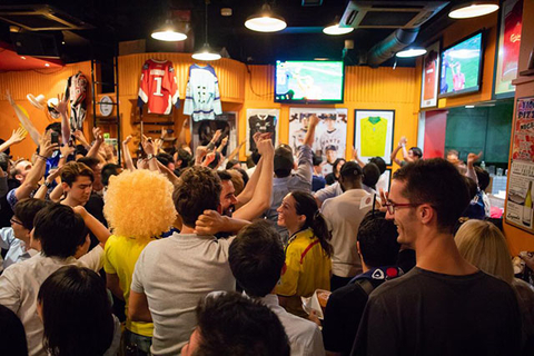 12 Sports Bars in Tokyo You Should Know About