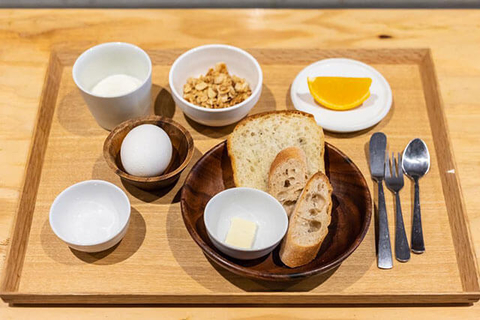 Grab the Most Important Meal of the Day at Fukuoka's Cafes