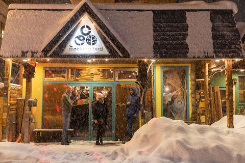 Echoland Après-ski: A Night out in Hakuba