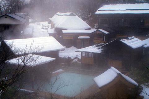 8位 乳頭温泉郷 (秋田県)