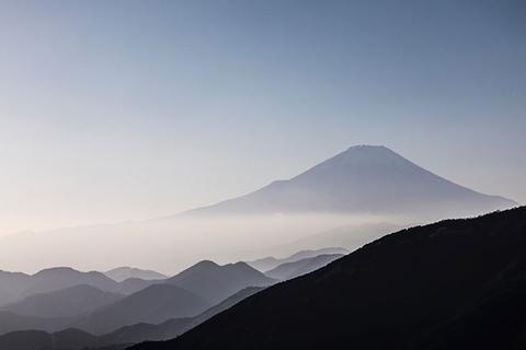 A Hiker's guide to Kanagawa