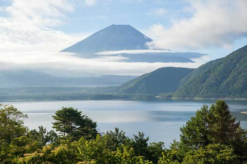The Most Scenic Lakes in Japan