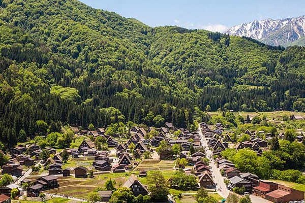 Shirakawa-go Overview