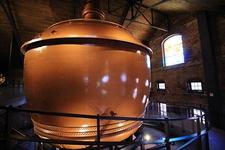 2003年まで実際に使用していた煮沸釜