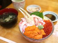 北海道小樽の人気のお寿司・海鮮丼のお店