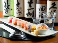 「小樽たけの寿司」の絶品お寿司
