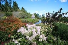 「上野ファーム」の「ノームの庭」