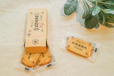 「札幌農学校」の「ミルククッキー3枚入」151円(税込)