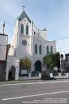 日本基督教団函館教会 昼間の様子