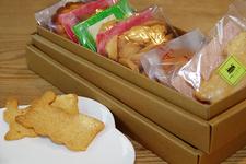 「汽車ぽっぽーチーズ」など、チーズを使った焼菓子や生菓子が多数!