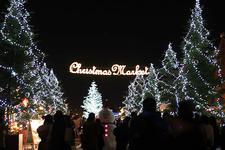 クリスマスマーケットin横浜赤レンガ倉庫