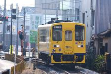幸せの黄色い列車に乗って島原鉄道の旅