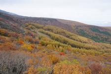 10月の安達太良山