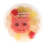 「泣いた赤おにゼリー」1個(330g)594円 製造元:株式会社たかはたファーム