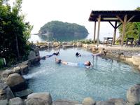広島・仙酔島の観光プラン 温泉体験 神秘の島でデトックス・リフレッシュ