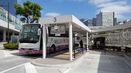 大崎1000円バス「成田シャトル」