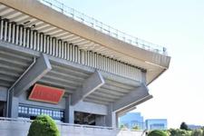 日本武道館・全景