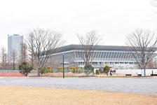 東京アクアティクスセンター・外観