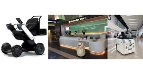 羽田空港3種類のロボットを活用し、新しい生活様式へ対応