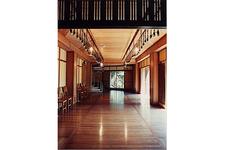 ダンスホールなどに利用されていた社交室