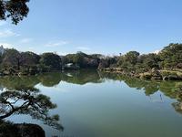 清澄白河駅から徒歩3分「清澄庭園」