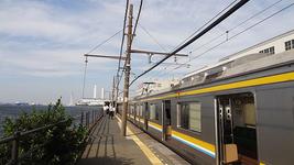 「海芝浦駅」