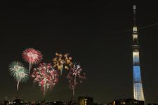 2016東京花火大会行き方交通情報