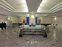 テルマベッドや、フットバスなども完備されている「浴室」