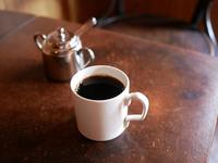 「WIFE&HUSBAND」のコーヒー