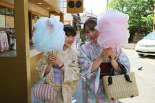 チョコミント 600円/桜餅 600円(税込)