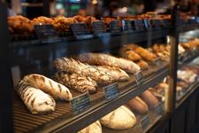 毎日丁寧に焼き上げているパンは海外の方にも大人気♪