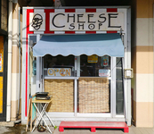 The cheese shop 外観