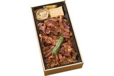 「スペイン産ベジョータ イベリコ豚重」1,100円(税込)