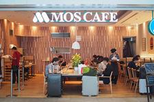 MOSカフェ 羽田空港国際線ターミナルビル店