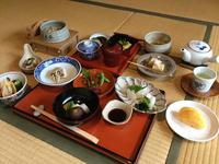 ミニ奈良茶飯御膳 1800円